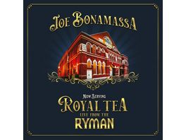Now Serving Royal Tea Live From The Ryman CD