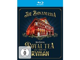 Now Serving Royal Tea Live From The Ryman BRD