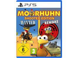 Moorhuhn Shooter Edition Wanted Remake