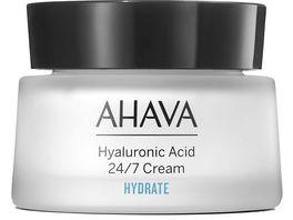 AHAVA Hyaluronic Acid 24 7 Cream