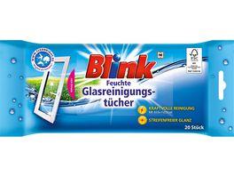 Blink Feuchte Glasreinigungstuecher