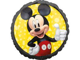 Amscan Folienballon MICKY MAUS Forever S60