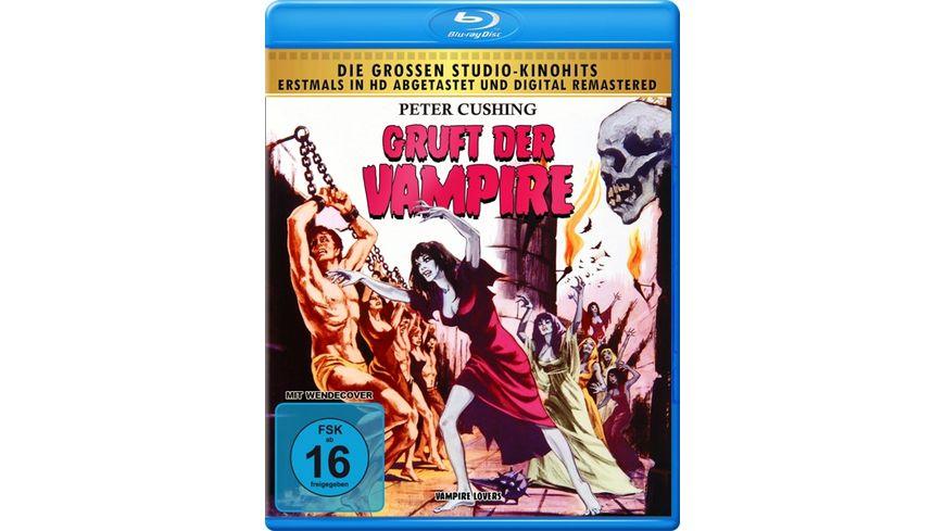 Gruft der Vampire - Kinofassung (in HD neu abgetastet)