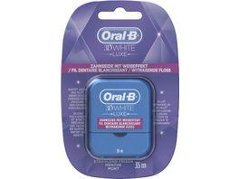 Oral B Manual Zahnseide 3D White Floss 35m