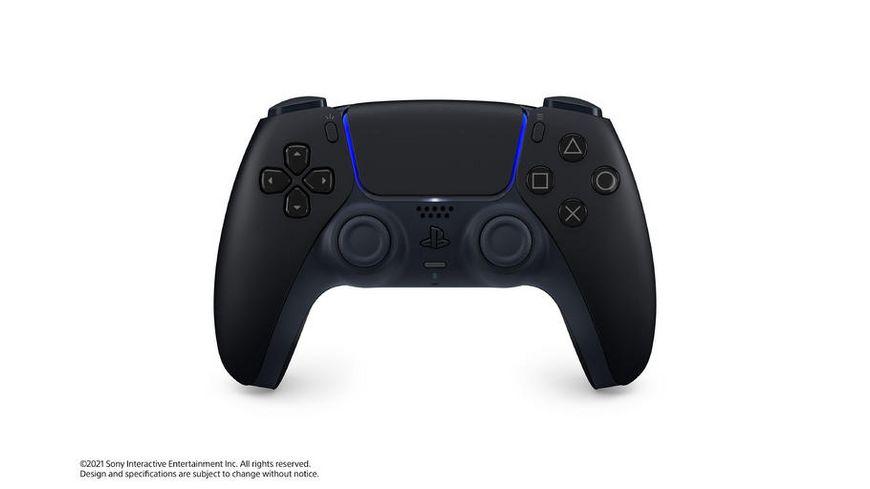 PlayStation 5 DualSense™ Wireless-Controller midnight black