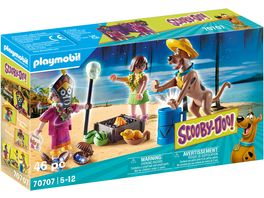 PLAYMOBIL 70707 SCOOBY DOO Abenteuer mit Witch Doctor