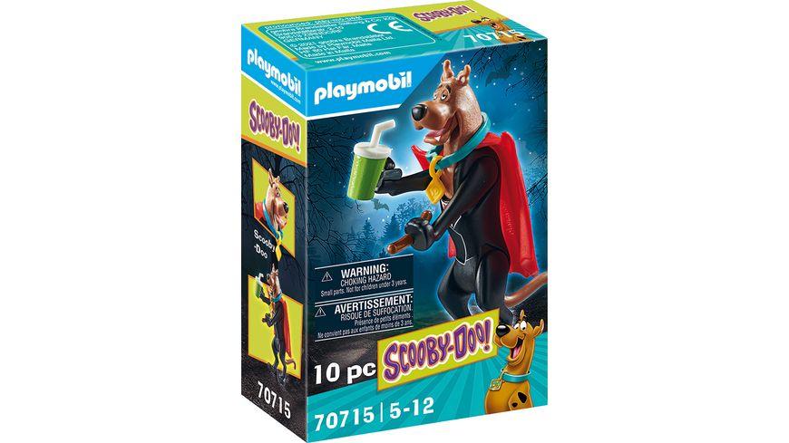 PLAYMOBIL 70715 - SCOOBY-DOO! Sammelfigur Vampir