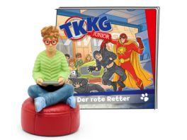 tonies Hoerfigur fuer die Toniebox TKKG Junior Der rote Retter