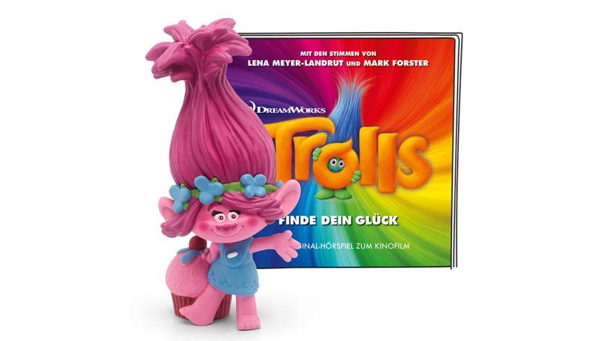 tonies - Hörfigur für die Toniebox: Trolls: Finde dein Glück