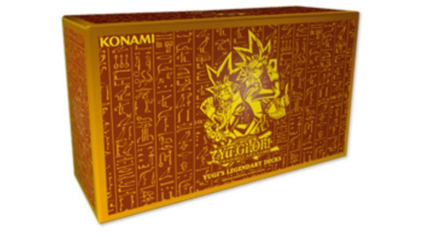 Yu-Gi-Oh Sammelkartenspiel - Yugi's Legendary Decks