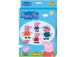 Hama Buegelperlen midi5 Kleine Geschenkpackung Peppa Pig