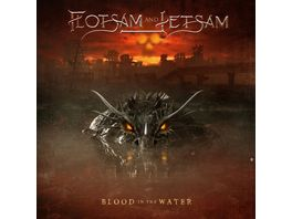 Blood In The Water Digipak