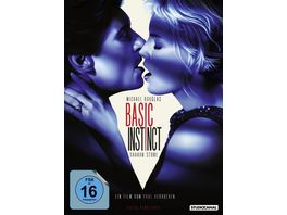 Basic Instinct Special Edition Digital Remastered 2 DVDs