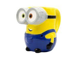 Joy Toy MINIONS 3D Keramiktasse BOB
