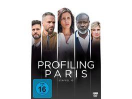 Profiling Paris Staffel 10 3 DVDs