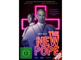 The New Pope 3 DVDs