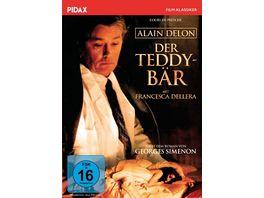 Der Teddybaer L ours en peluche Spannender Thriller nach einem Roman von Georges Simeneon Pidax Film Klassiker