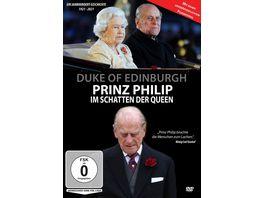 Duke of Edingburgh Prinz Philip Im Schatten der Queen