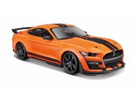 Maisto 1 24 Mustang Shelby GT500 20