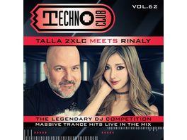 Techno Club Vol 62 Limited Edition
