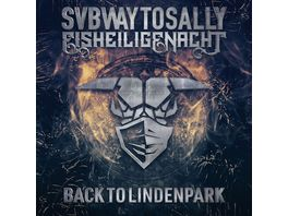 Eisheilige Nacht Back To Lindenpark Mediabook
