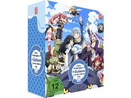 Meine Wiedergeburt als Schleim in einer anderen Welt DVD Vol 1 Sammelschuber Limited Edition 2 DVDs