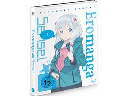Eromanga Sensei Vol 1 2 DVDs