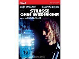 Strasse ohne Wiederkehr Street of no return Beeindruckende Literaturverfilmung mit Starbesetzung Pidax Film Klassiker