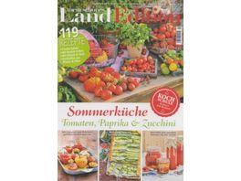 Land Edition Sommerkueche Tomaten Paprika Zucchini