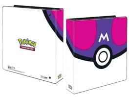Pokemon Master Ball Album Ultra PRO
