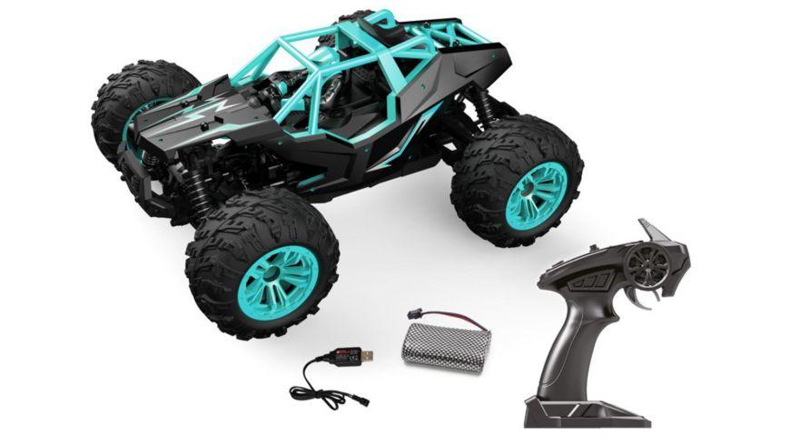 drive & fly - DF-Fun-Racer 1:14 RTR - Orange