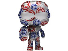 Funko POP Marvel Avengers The Falcon and the Winter Soldier Capt America Patriotic Age