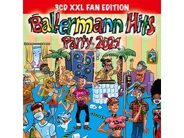 Ballermann Hits 2021 XXL Fan Edition