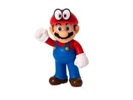 Super Mario Mario Cappy Figur 6 5 cm