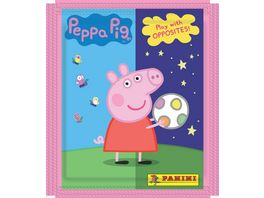 Panini Peppa Pig Hybrid 2021 Booster