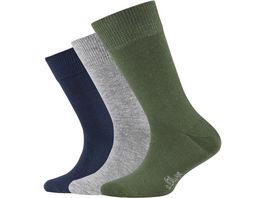 s Oliver Kinder Socken Organic Cotton 3er Pack