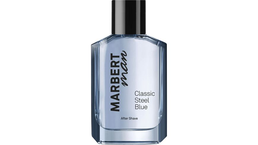 MARBERT Man Classic Steel Blue After Shave