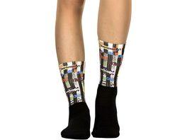 wigglesteps Unisex Socken Verbosity