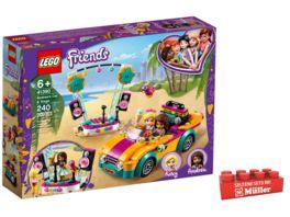 LEGO Friends 41390 Andreas Buehne Auto