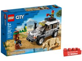 LEGO City 60267 Safari Gelaendewagen