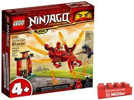 LEGO NINJAGO 71701 Kais Feuerdrache