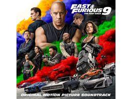 Fast Furious 9 The Fast Saga