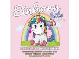 Einhorn Hits Teil 2 meine 20 liebsten Kinderlied
