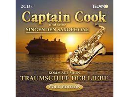 Komm auf mein Traumschiff der Liebe Gold Edition