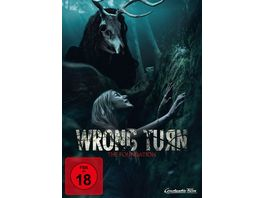 Wrong Turn The Foundation