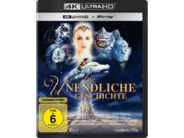 Die Unendliche Geschichte 4K Ultra HD Blu ray 2D