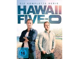 Hawaii Five 0 2010 Die komplette Serie 61 DVDs