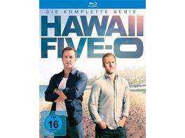 Hawaii Five 0 2010 Die komplette Serie 54 BRs