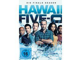 Hawaii Five 0 2010 Season 10 5 DVDs