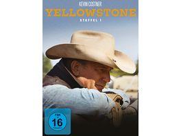 Yellowstone Staffel 1 Bonus DVD 3 DVDs